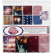 Star Spangled Spectacular 12x12 Collection Kit - Reminisce - PRE ORDER