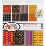 Mexican Fiesta 12x12 Collection Kit - Reminisce - PRE ORDER