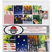 Backyard BBQ 12x12 Collection Kit - Reminisce - PRE ORDER