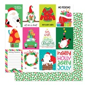 Holly Jolly Paper - Tulla & Norbert's Christmas Party - Photoplay