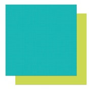 Lime - Teal Paper - Tulla & Norbert's Christmas Party - Photoplay