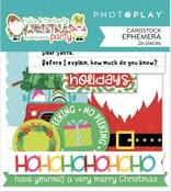 Tulla & Norbert's Christmas Party Ephemera - Photoplay