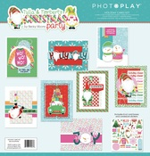 Tulla & Norbert's Christmas Party Card Kit - Photoplay - PRE ORDER