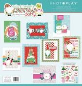 Tulla & Norbert's Christmas Party Card Kit - Photoplay