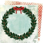 Holiday Wishes Paper - Warm Wishes - Vicki Boutin - PRE ORDER