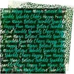 Believe In Magic Paper - Warm Wishes - Vicki Boutin