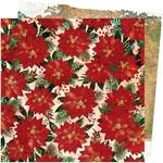 Tis The Season Paper - Warm Wishes - Vicki Boutin
