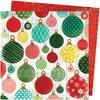 Deck The Halls Paper - Warm Wishes - Vicki Boutin