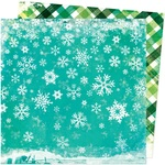 Snow Day Paper - Warm Wishes - Vicki Boutin