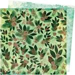 Evergreen Paper - Warm Wishes - Vicki Boutin