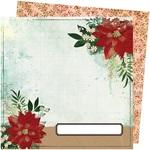 Beautiful Sight Paper - Warm Wishes - Vicki Boutin
