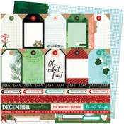 Oh What Fun Paper - Warm Wishes - Vicki Boutin - PRE ORDER