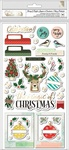 Merry & Bright Chipboard Thickers - Warm Wishes - Vicki Boutin - PRE ORDER