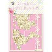 #05 Chipboard Embellishments - Summer Vibes - P13 - PRE ORDER