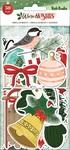 Warm Wishes Icons Ephemera - Vicki Boutin - PRE ORDER