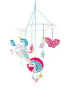 Glitter Felt Mobile Kit - Sew Cute - Colorbök