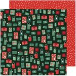 Holiday Style Paper - Busy Sidewalks - Crate Paper