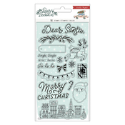 Busy Sidewalks Acrylic Stamps - Crate Paper