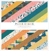 Bungalow Lane 12x12 Paper Pad - Paige Evans