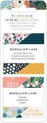 Bungalow Lane 2x2 Mini Paper Pads - Paige Evans