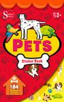 Pets Sticker Book - Silver Lead