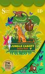 Jungle Canopy Sticker Book - Silver Lead