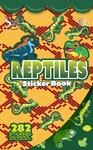 Reptiles Sticker Book - Silver Lead