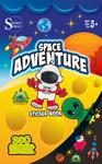 Space Adventure Sticker Book - Silver Lead