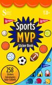 Sports MVP Sticker Book - Silver Lead