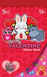 Be My Valentine Sticker Book - Silver Lead