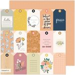 Thankful Paper - Peaceful Heart - Jen Hadfield - PRE ORDER