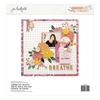 Peaceful Heart 12x12 Paper Pad - Jen Hadfield
