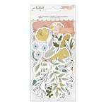Peaceful Heart Floral Ephemera - Jen Hadfield - PRE ORDER