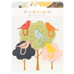 Bungalow Lane Bird Shape Clips - Paige Evans