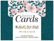 Bungalow Lane Boxed Card Set - Paige Evans