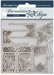 Gazebo Decorative Chips - Sleeping Beauty - Stamperia