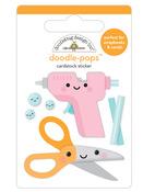 Cute & Crafty Doodle-Pops - Cute & Crafty - Doodlebug