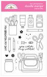 Cute & Crafty Doodle Stamps - Doodlebug - PRE ORDER