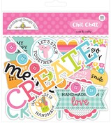 Cute & Crafty Chit Chat - Doodlebug - PRE ORDER
