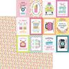 Precious Posies Paper - Cute & Crafty - Doodlebug