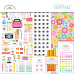 Cute & Crafty Essentials Kit - Doodlebug