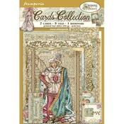 Sleeping Beauty Cards Collection - Stamperia - PRE ORDER