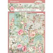 House of Roses Cards Collection - Stamperia