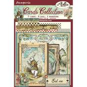 Alice In Wonderland Cards Collection - Stamperia