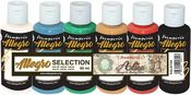 Alice Through The Looking Glass Allegro Paint Kit - Stamperia