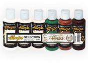 Romantic Horses Allegro Paint Kit - Stamperia