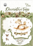 Cosy Winter #4 Tag Pack - P13