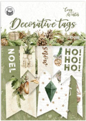 Cosy Winter #2 Tag Pack - P13
