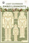#01 Chipboard Embellishments - Cosy Winter - P13