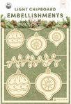 #02 Chipboard Embellishments - Cosy Winter - P13